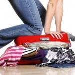 Правила упаковки чемодана