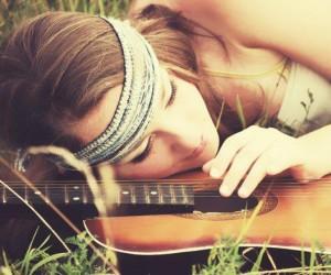 Гитара, как женщина