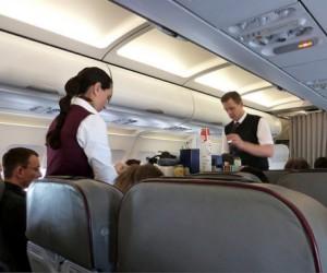 Минусы путешествия на самолёте