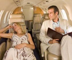 Плюсы путешествия на самолёте