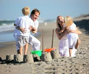 места для отдыха с детьми