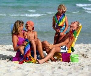 семейный отдых с детьми