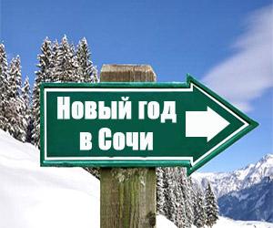 поездка в Сочи на новый год