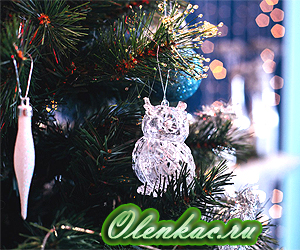идеи украшения новогодней ёлки