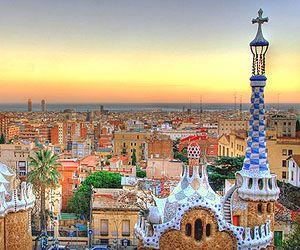 каталонская столица