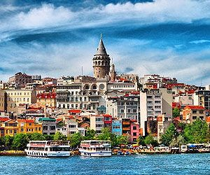 турецкие достопримечательности