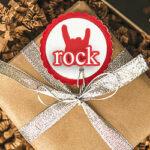 подарок для рокера