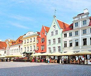 поездка в эстонскую столицу